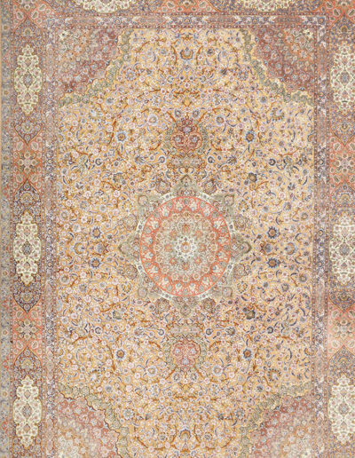 vintage-silk-and-metallic-thread-persian-tabriz-rug